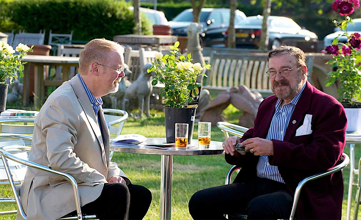 Summer Drinks event by Diss Business Forum